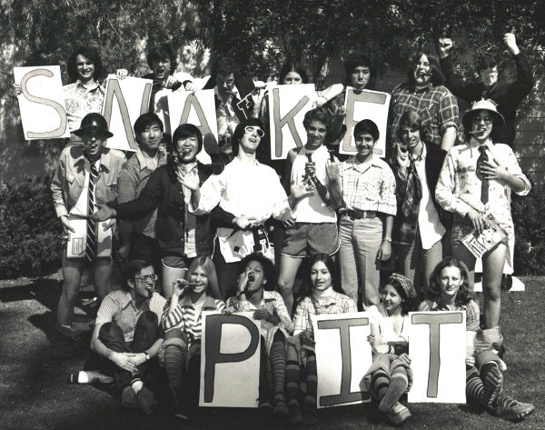 We Are Snake Pit 1976