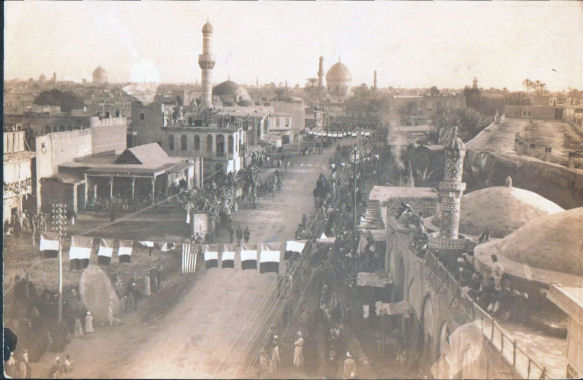 Baghdad: November 11, 1918