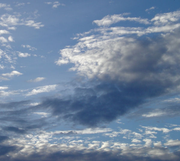 Carmel Valley Clouds