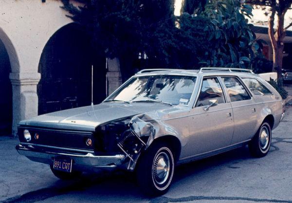 '71 Hornet in September '72