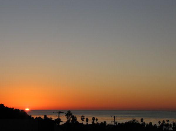 Not a Summer Sunset?