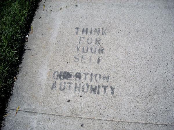 Ocean Beach Street Wisdom