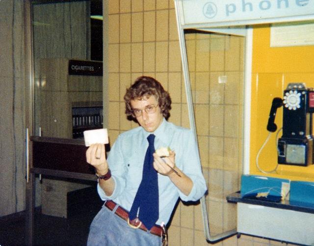Scott in 1976