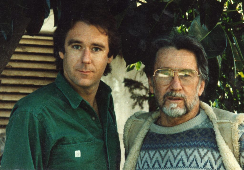 Gerry & Scott circa 1986